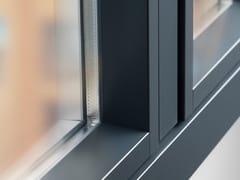 REHAU, KALEIDO COLOR Rivestimento per finestre in PVC