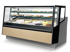 Vetrina refrigerata da banconeKALEIDO | Vetrina refrigerata - ISA