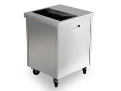 Cucina da esterno elettrica in acciaio inoxKALOS KA070LSR - GPS INOX