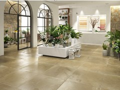 Flooring & Wall tiles with stone effect