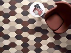 Pavimento/rivestimento in gres porcellanatoKANVAS | Pavimento/rivestimento - CERAMICHE COEM