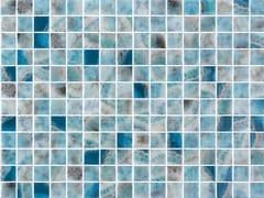 Mosaico in vetro per interni ed esterniKARA BLUE - ONIX CERÁMICA
