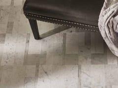 AKDO, KARDAMA Pavimento/rivestimento in marmo effetto tessuto