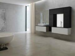 Sistema bagno componibile KARMA - COMPOSIZIONE 18 - Karma