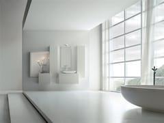 Sistema bagno componibile KARMA - COMPOSIZIONE 24 - Karma