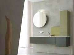 Sistema bagno componibile KARMA - COMPOSIZIONE 34 - Karma