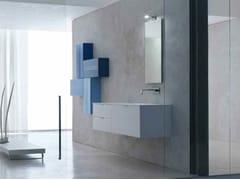 Sistema bagno componibile KARMA - COMPOSIZIONE 38 - Karma