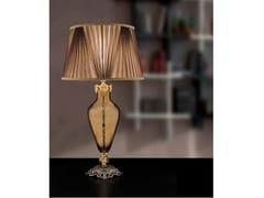 Lampada da tavolo in cristalloKATE LG1 - EUROLUCE LAMPADARI