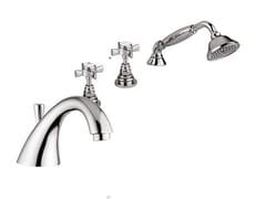Set vasca a 4 fori con doccetta KENSINGTON  - 3765 - Kensington