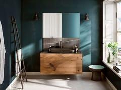 Lavabo in ceramicaKERA 1116 | Lavabo - LAGO