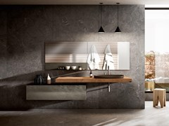Lavabo in ceramicaKERA 1117 | Lavabo - LAGO