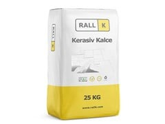Adesivo a base di calce idraulica per la posa di piastrelleKERASIV KALCE - RALLK