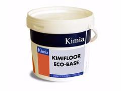 Kimia, KIMIFLOOR ECO-BASE Miscela in pasta di polimeri
