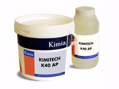 Kimia, KIMITECH K40 AP Resina epossidica bicomponente
