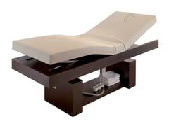 Nilo, KING SQUARE Lettino per massaggi elettrico