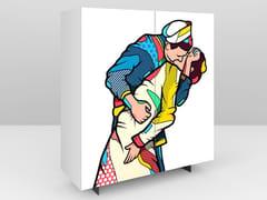 Credenza in legnoKISS - PICTOOM  ART FOR YOUR HOME DI MAROGNA CESARE & FIGLI