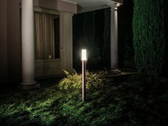 Paletto luminoso a LED Kit-04 Line Down Post H1200 - Line