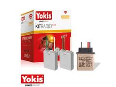 Sistema domotico per gestione luci per uso domesticoKIT RADIO POWER | Sistema domotico per gestione luci - YOKIS