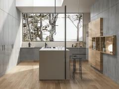 Cucina su misura con isolaCUSTOM KITCHENS   Cucina con isola - GAROFOLI