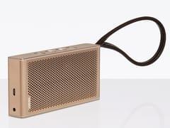 Diffusore acustico Bluetooth portatile wirelessKLANG M1 - LOEWE ITALIANA
