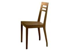 Sedia in legnoKLARA | Sedia in legno - 4PLUS1 ITALIA