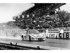 Stampa fotograficaKLAUS LUDWIG A LE MANS NEL 1979 - ARTPHOTOLIMITED