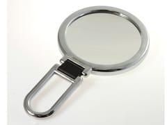 Specchio ingranditore bifacciale con manico pieghevoleKOH-I-NOOR - TOELETTA - ARCHIPRODUCTS.COM