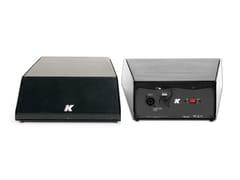 Altoparlante in acciaio inossidabile passivo a basso profiloTURTLE KRM33P - K-ARRAY | UNIQUE AUDIO SOLUTIONS