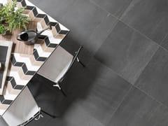 Pavimento/rivestimento in gres porcellanato effetto pietra KRONO DARK - URBATEK - Grès Porcellanato