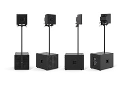 Sistema portatile di piccolo formato multi-uso AXLE KRX202 - K-ARRAY | UNIQUE AUDIO SOLUTIONS