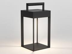 Lanterna ad energia solare in alluminioKURO 250 - ASTRO LIGHTING