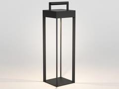 Lanterna ad energia solare in alluminioKURO 450 - ASTRO LIGHTING