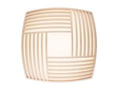 PLAFONIERA A LED IN BETULLAKUULTO SMALL 9101 - SECTO DESIGN