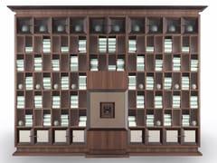 Libreria / mobile bar in legnoL 1478 | Mobile bar - ANNIBALE COLOMBO