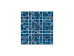 Mosaico in gres porcellanato LUX BLU - Folli Follie