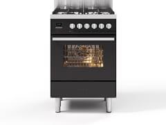 Cucina a libera installazione in acciaioL06 | Cucina a libera installazione - ILVE
