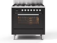 Cucina a libera installazione in acciaioL09 | Cucina a libera installazione - ILVE