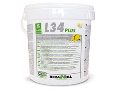 Kerakoll, L34 PLUS Adesivo organico minerale per posa parquet