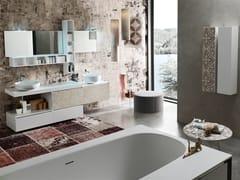 Sistema bagno componibile LA FENICE DECOR - COMPOSIZIONE 26 - La Fenice