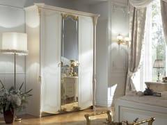 Armadio in legno con specchioLA FENICE | Armadio con specchio - LINEA & CASA +39