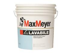 MaxMeyer, LA LAVABILE Pittura murale lavabile per interni opaca