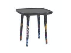 Tavolino quadrato LA PARISIENNE | Tavolino - Globe trotter