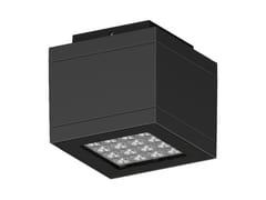 Plafoniera per esterno a LED in alluminio pressofusoLADOR 12 - LIGMAN LIGHTING CO.
