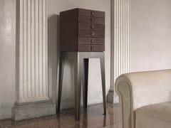 Cassettiera in metallo in stile moderno LADY | Cassettiera - Loveluxe