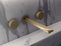 Rubinetto per lavabo a 3 fori a muroLAGUNA   Rubinetto per lavabo a 3 fori - JAQUAR AND COMPANY PVT