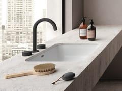 Lavabo da incasso sottopiano in ceramicaLAGUNA | Lavabo da incasso sottopiano - JAQUAR AND COMPANY PVT