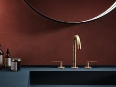 Rubinetto per lavabo a 3 fori da pianoLAGUNA   Rubinetto per lavabo da piano - JAQUAR AND COMPANY PVT