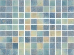 Mosaico in vetro per interni ed esterniLAKE BLEND MATTE - ONIX CERÁMICA