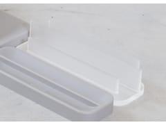 Portalettere in gel poliuretanicoLANDSCAPE HOLDER - GEELLI BY C.S.