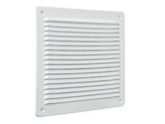 Griglia di ventilazione quadrata in alluminio verniciatoLAR2323AB - FIRST CORPORATION
